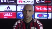 """Alex: """"Milan, mi manda Thiago Silva. Possiamo vincere lo scudetto"""""""