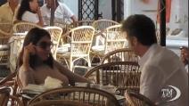 Sabrina Ferilli, weekend romantico a Capri per i suoi 50 anni