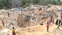 Ancora sangue e vittime a Gaza, colpito un ospedale: 5 vittime