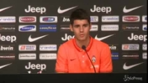Juventus, infortunio per Morata: 50 giorni di stop
