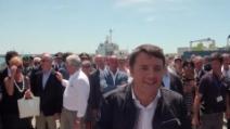 Renzi: «Meno internet, più cabernet»