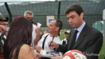 Scintille tra Juve e Inter