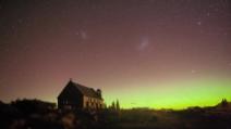 L'aurora australe