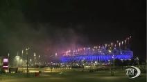 Show di luci per la fine delle Paralimpiadi più grandi di sempre -VIDEODOC