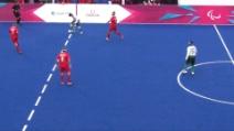 Goal magistrale del 10 brasiliano: ma lui è cieco