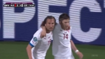EURO 2012 Russia 2 - 1 Czech - Pilar 52'