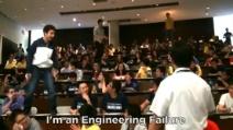 Flash Mob durante l'esame all'università di Toronto