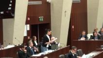 Nicole Minetti parla in Aula dopo otto mesi