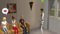 I Sims 2 per Stratos Red Bull e Felix Baumgartner