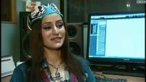 Sosan, la prima donna rapper afgana