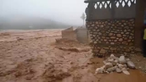 L'uragano Sandy colpisce Haiti
