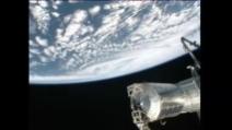 L'uragano Sandy visto dallo spazio