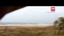 L'uragano Sandy arriva sulle coste del Maryland