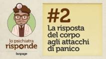 La risposta del corpo agli attacchi di panico #2