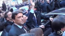 """Berlusconi condannato commenta: """"Sentenza politica"""""""