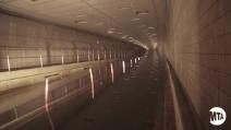 La metropolitana di New York allagata dopo il passaggio di Sandy