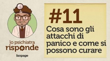 Cosa sono gli attacchi di panico e come si possono curare #11