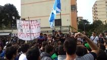 Protesta contro la Fornero a Napoli