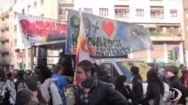 Sciopero Ue, scontri a Milano