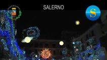 Luci d'Artista 2012 e il Natale a Salerno