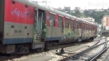 Qui Napoli: disservizi e treni pericolosi, ecco la Cumana