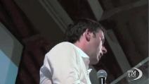 """Renzi: """"Primarie come Sanremo e noi vogliamo vincere il Festival"""""""