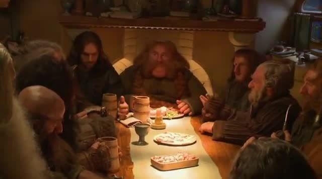 lo hobbit un viaggio inaspettato  720p