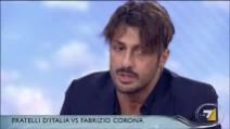 Fabrizio Corona da Cristina Parodi
