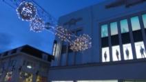 """Le """"particolari"""" luci di Natale di Brighton"""