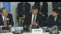 Ricky Martin all'ONU relatore in una conferenza sull'omofobia