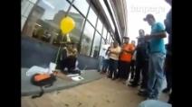 Anche una senzatetto può festeggiare il suo compleanno