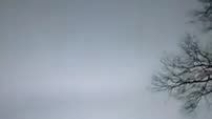 New York 21 Dicembre 2012: il cielo cambia colore