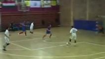"""Pazzesco gol ad """"arcobaleno"""" di Safar Tony"""