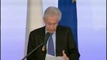 Monti: Non mi candido ma disposto alla premiership