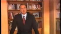 Il primo spot di Berlusconi nel 1994