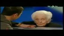 """Rita Levi Montalcini: """"L'uomo non è cattivo, ma gregario per natura"""""""