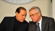 """Berlusconi: """"Tremonti non ha voce in capitolo"""""""
