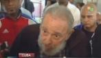 Fidel Castro ritorna in pubblico e vota alle elezioni dopo il 2006
