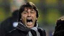 La furia di Conte contro l'arbitro Guida al termine di Juve-Genoa