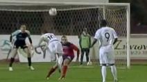 Gol con colpo dello scorpione ad opera di Ricardo Fernandes