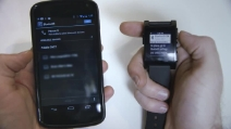Prima video recensione del Pebble smartwatch
