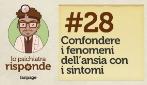 Confondere i fenomeni dell'ansia con i sintomi #28