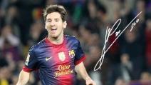 Una vita in azulgrana: Messi rinnova col Barça fino al 2018