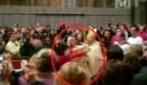 Aggressione al Papa Benedetto XVI durante la Messa di Natale del 2009