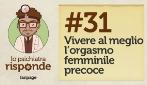 Vivere al meglio l'orgasmo femminile precoce #31