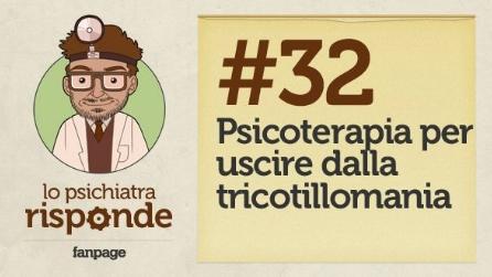 Psicoterapia per uscire dalla tricotillomania #32