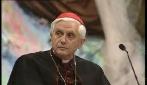 """Ratzinger prima di diventare Papa: """"Il pontificato è una responsabilità che solo il Signore può ritirare"""""""
