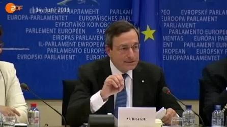 Draghi massacrato dalla tv tedesca: è nel vero governo mondiale della Goldman Sachs