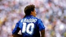 La leggenda di Roberto Baggio: i migliori gol del Divin Codino