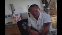 Immagini shock: Paul Gascoigne mentre beve e si droga